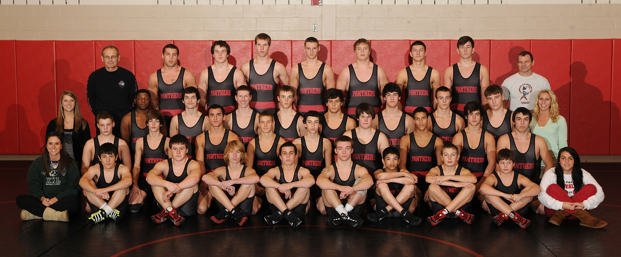 Schuylkill Valley Varsity Wrestling Team 2011 Season